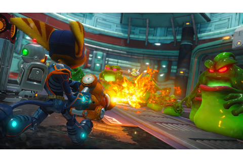 Interview: Insomniac Games Discusses the Past, Present ...