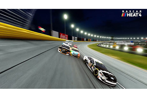 NASCAR Heat 4 Cover Athlete, Game Enhancements to be ...