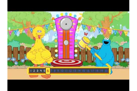 Sesame Street - Cookie's Counting Carnival: The Videogame ...