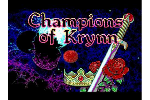 Champions of Krynn - YouTube