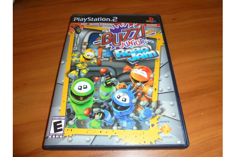 Buzz! Junior: Robo Jam (game only) (Sony PlayStation 2 ...