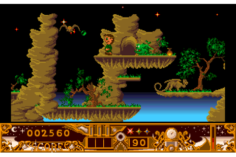TwinWorld: Land of Vision - The Company - Classic Amiga Games