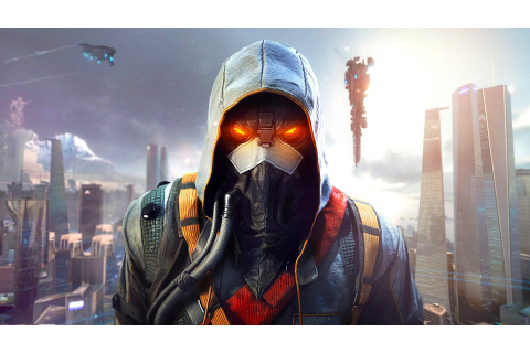 Killzone Shadow Fall HD, HD Games, 4k Wallpapers, Images ...