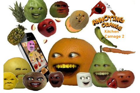 Kitchen Carnage 2 | Annoying Orange Fanon Wiki | FANDOM ...