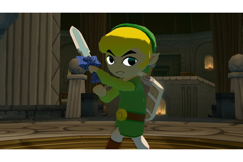 The Legend of Zelda: Wind Waker HD (1080p) - Video Review ...