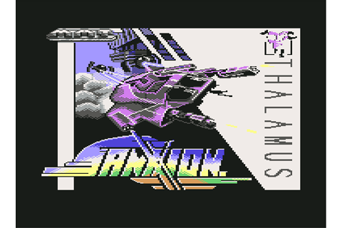 Download Sanxion (Commodore 64) - My Abandonware