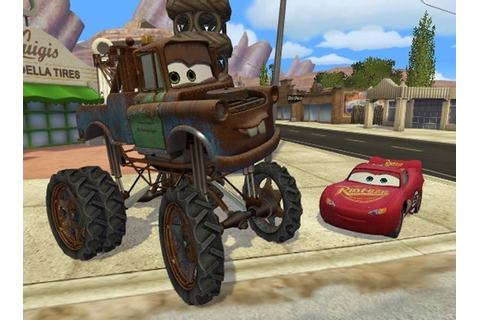 Cars Mater-National : premières images