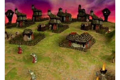 Populous: The Beginning - PSX - ArgusJeux.fr : argus jeux ...
