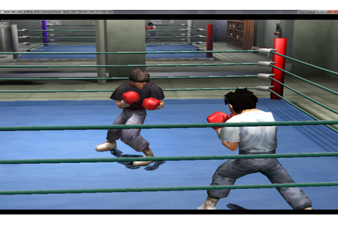 Victorious Boxers: Ippo's Road to Glory - PCSX2 Wiki