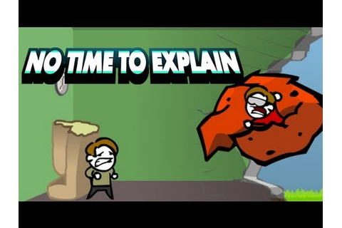 No Time To Explain Announcement Trailer - YouTube