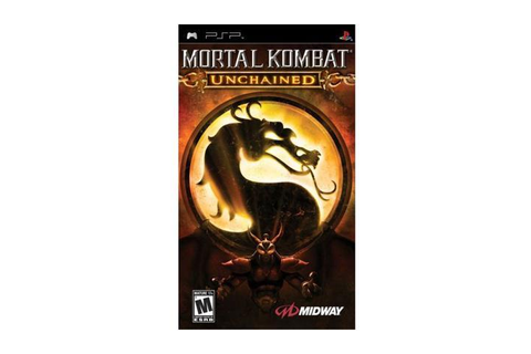 Mortal Kombat: Unchained PSP Game MIDWAY - Newegg.com