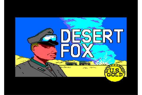 Download Desert Fox - My Abandonware