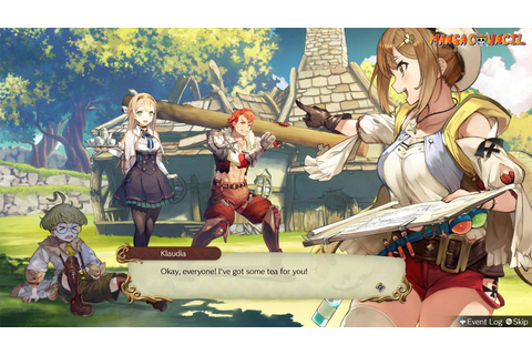 Atelier Ryza Ever Darkness & the Secret Hideout Save Game ...