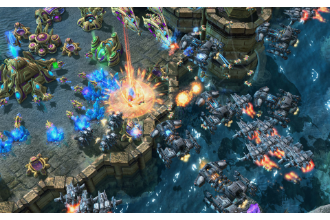Review: Starcraft II: Wings of Liberty - Slant Magazine