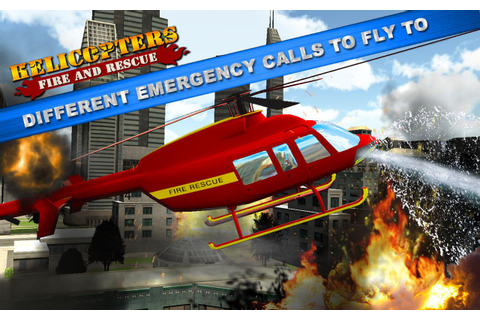 Helicopter Fire & Rescue - Android Apps on Google Play