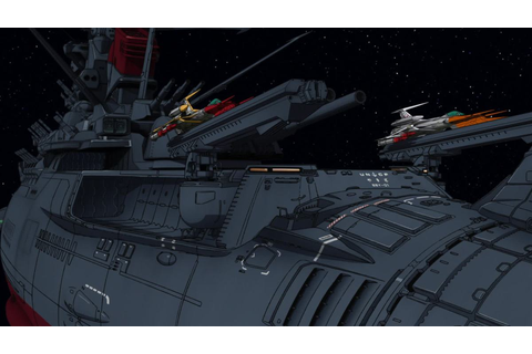 Space Battleship Yamato 2199: Episode 5 – Where do they ...