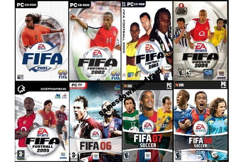 Download FIFA PC Games Series Collection for free (Full ...