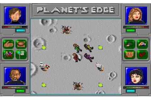 Planet's Edge Download (1991 Role playing Game)