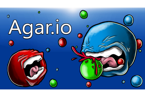 Agar.io (Our 1st time playing) Youtube simulator! - YouTube