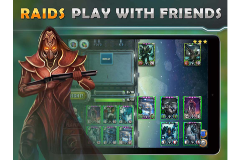 FrozenShard Games | Star Quest: TCG