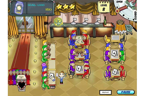 Diner Dash game. Free download Diner Dash game. Play Diner ...