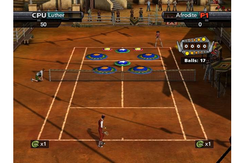 Outlaw Tennis Review - The Next Level