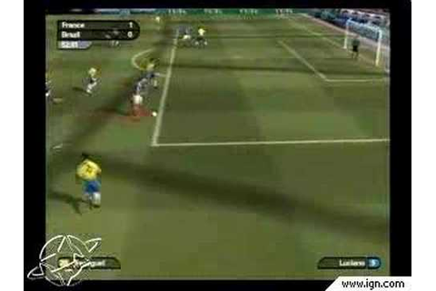 This Is Football 2002 - France vs Brazil - YouTube