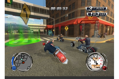 Download Free Full Throttle Games - PC Game