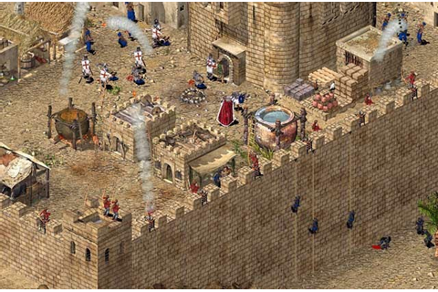 Free Download PC Games and Software: Stronghold Crusader Game
