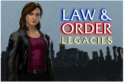 Law & Order Legacies Game Coming to iPad This Month | iPad ...