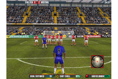 The F.A. Premier League Stars 2001 - Old Games Download