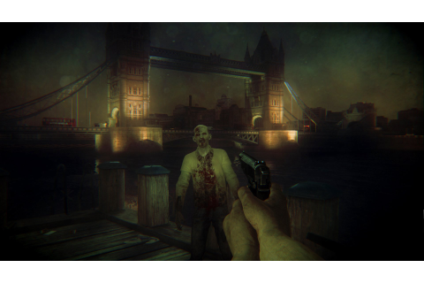 ZombiU (Wii U) Screenshots