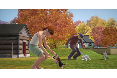 The Sims 3 Pets Game Prize Pack Giveaway! - Shop With Me Mama