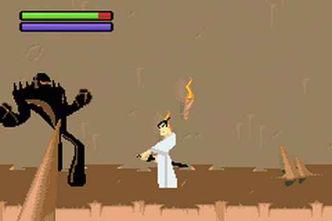 Play Samurai Jack - The Amulet of Time Nintendo Game Boy ...