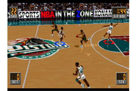 Play NBA in the Zone 2 Sony PlayStation online | Play ...