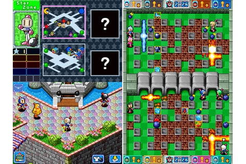 Bomberman Land Touch! 2 Review - IGN