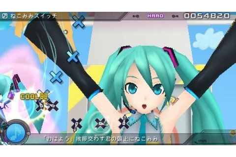 "Hatsune Miku Shows Her ""Bad Girl"" Side In Another Project ..."