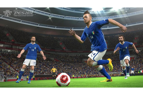 PRO EVOLUTION SOCCER 2014 DEMO NOW AVAILABLE -Einfo Games