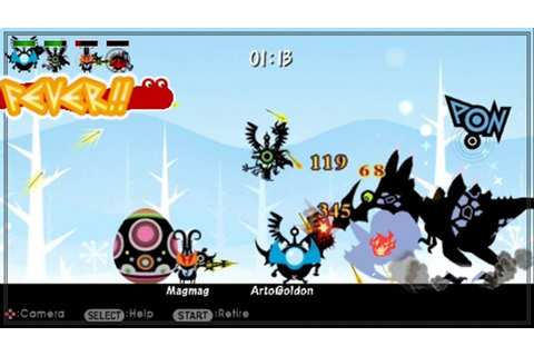 Patapon 2 ISO for PPSSPP – isoroms.com