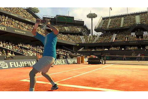 Virtua Tennis Challenge v2.0 (sega) apk+data | game blackbox
