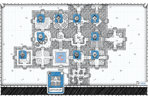 Dungeon Crawler Meets Card Game in Guild of Dungeoneering ...