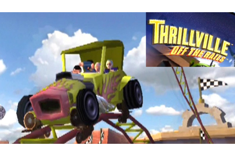 Thrillville: Off the Rails ... (PS2) - YouTube
