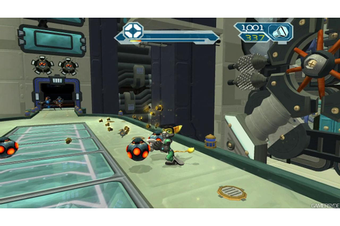 Ratchet & Clank Trilogy Review (PS3) – Thomas Welsh
