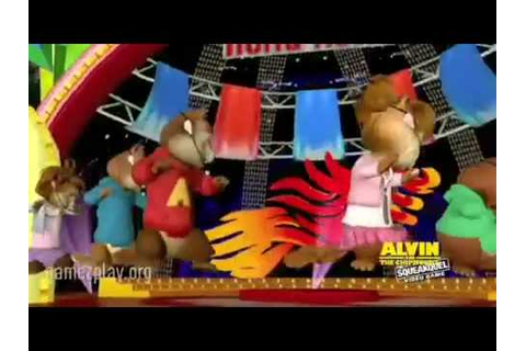 ╬Alvin and the Chipmunks The Squeakquel- The Video Game ...