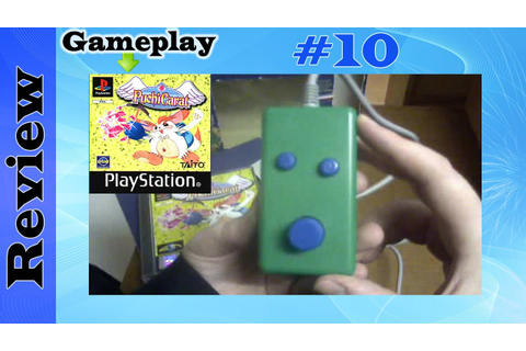Puchi Carat Game with Paddle Controller (PS1) with ...