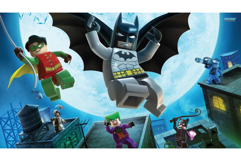 LEGO Batman All Cutscenes (Game Movie) 1080p HD - YouTube