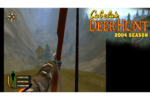 Cabela's Deer Hunt: 2004 Season ... (PS2) - YouTube