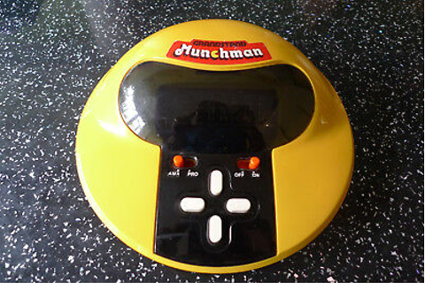 Vintage working Tomy/Grandstand Munchman electronic game ...