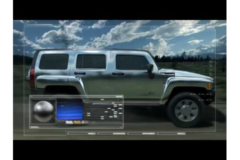 Hummer 'GAME ON' TV Commercial - YouTube