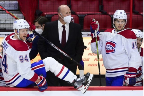 Canadiens fire coach Claude Julien amid losing stretch ...